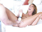 Solo Squirter Is Ready For Round Two With A Hard Cock